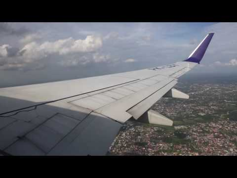 Batik Air PK-LBY Takeoff From Sultan Syarif Kasim II Airport In Pekanbaru