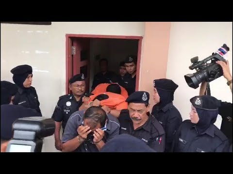 Detention room guard charged with murders of 2 personnel