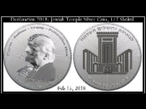 Israel makes Trumps Shekel!!