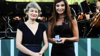 Алиева Мехрибан  Исторически женщины в Азербайджане активно  принимают участие в общественной жизни