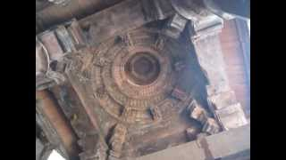 One of the biggest Shiva lingas of India at Bhojpur Temple near Bhopal