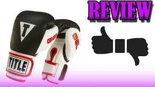 """Why you should you buy the """"TITLE Gel Intense Bag Gloves""""  (Review)"""