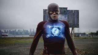 The Flash ⚡ The Fastest Man Alive (Blue Lightning)