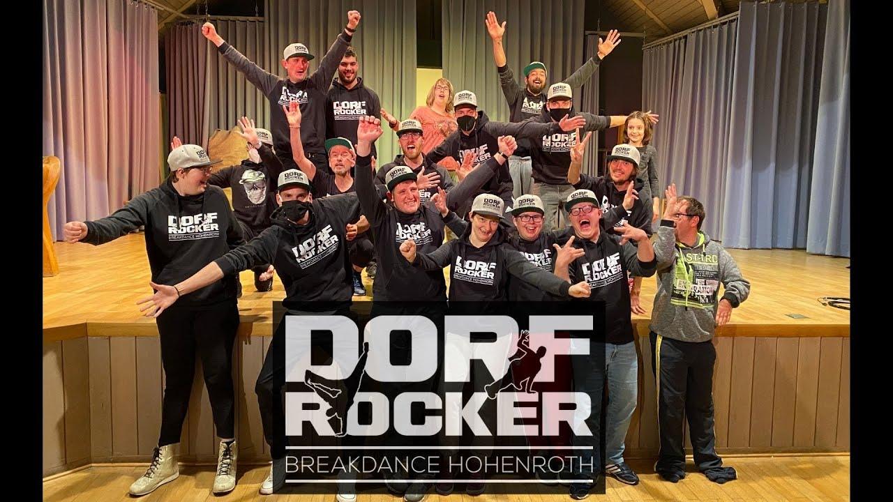 Dorfrocker Hohenroth sagen Danke!