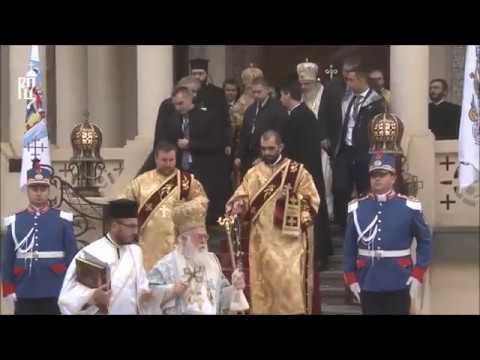 Catholic Celebration in the Orthodox Patriarchate of Bucharest