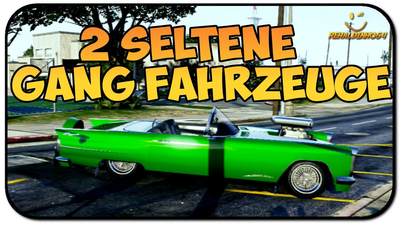 Seltene Autos Gta 5