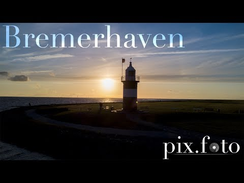 A Weekend in Bremerhaven 4K / Mavic Pro / Osmo Mobile + iPhone 7 Plus
