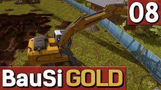 Bau Simulator 2015 GOLD #8 MANAGEMENT und fast fertig deutsch Lets Play BauSi german