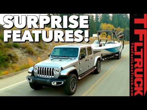 Breaking News: 2020 Jeep Gladiator Truck Configurator Is Live / Let's Configure the Perfect Truck
