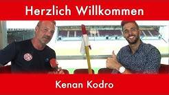 Erstes Interview mit Kenan Kodro   Spielervorstellung   05er.tv   1. FSV Mainz 05