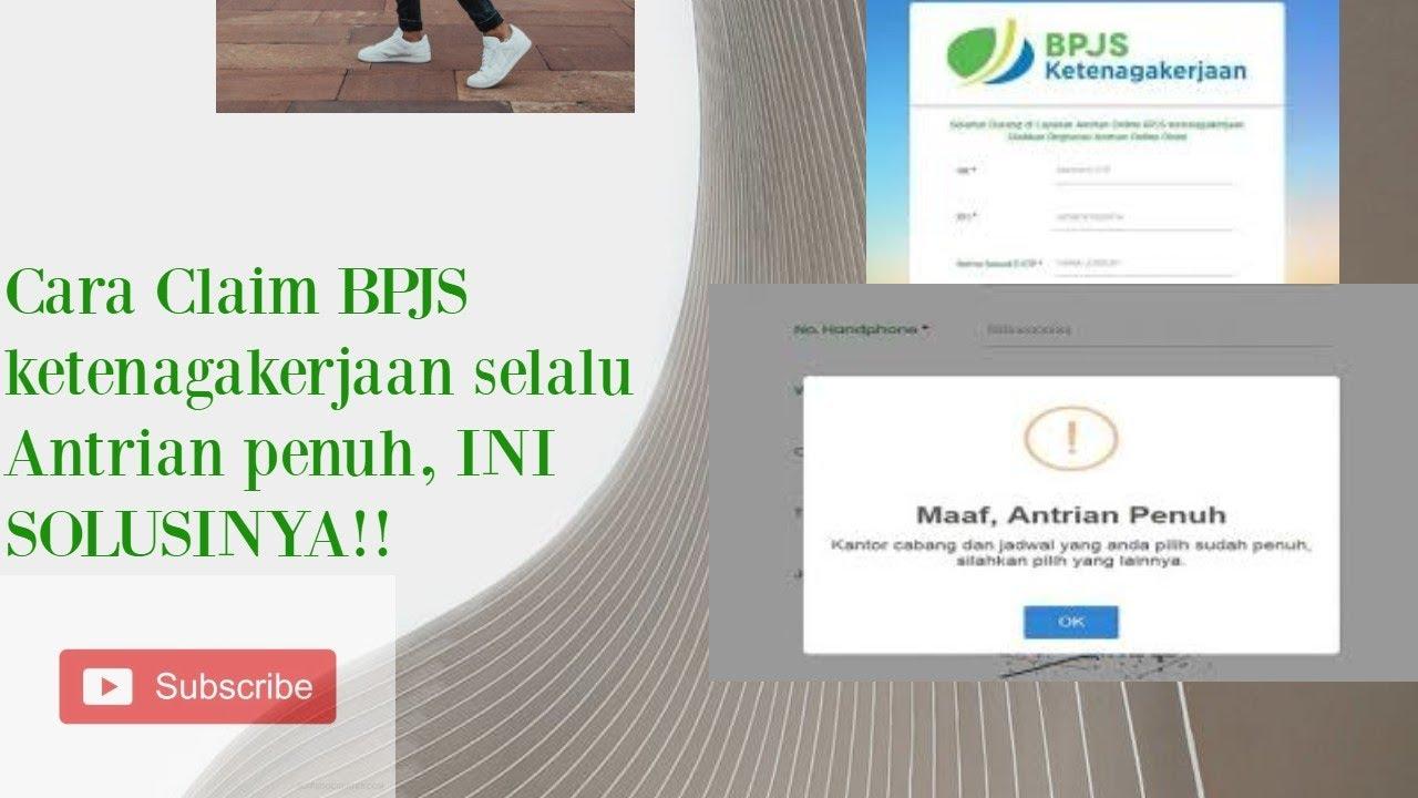 Tips And Trik Cara Mendapatkan Antrian Online BPJS ...