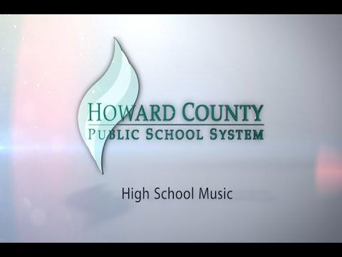HCPSS Curriculum: High School Music