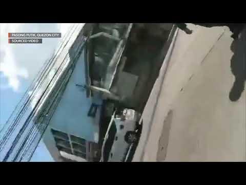 Policeman shoots quarantine violator in Quezon City