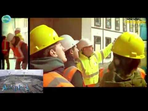 Bezoek bouwlocatie Amphia Ziekenhuis Breda