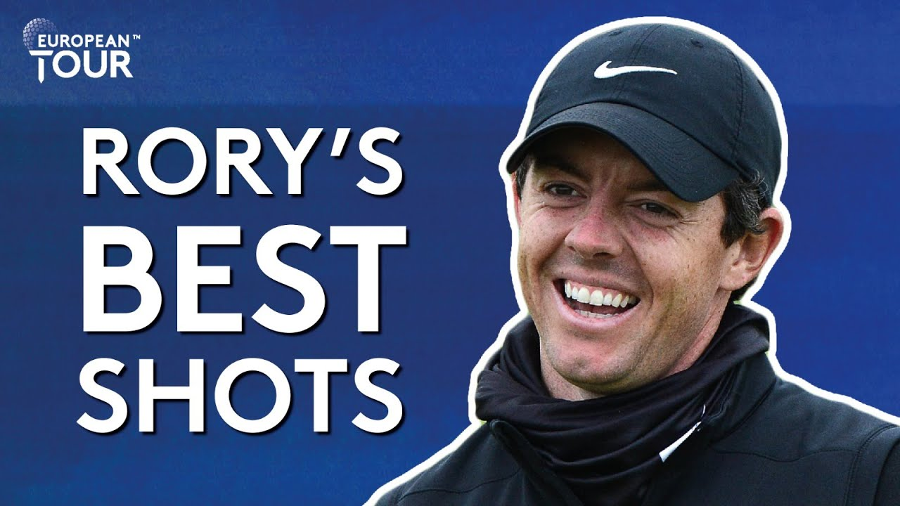 World Number 1 Rory McIlroy's Top 20 Golf Shots