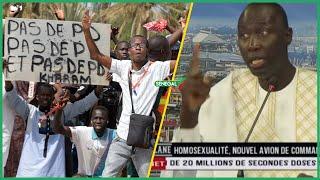 Traité de radicaliste, Dame Mbodj envoie une réplique salée