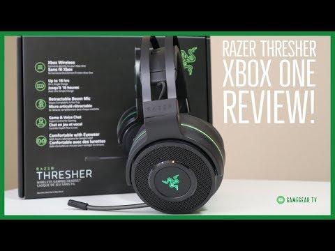 Razer Thresher Xbox One Wireless Headset Review   Part 4 Of Series Vs Turtle Beach Stealth 600 Vs Tu