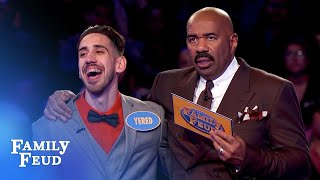 Funny Fast Money Family Feud