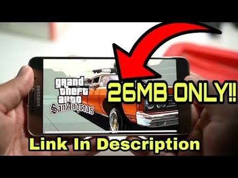[26MB]-GTA SAN ANDREAS MOD Free Download For ANDROID OS APK+OBB FILE