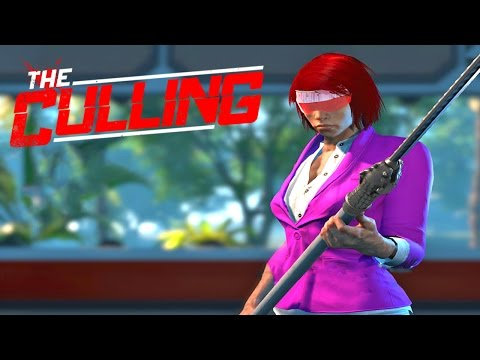 The Culling - BRAND NEW MAP!! HUGE UPDATE FOR THE CULLING!! (The Culling Gameplay)