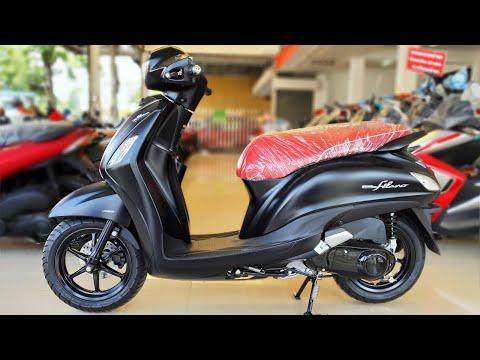 Yamaha Grand Filano Hybrid ABS 2020 Black