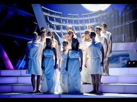 Gladiator   Gladiator theme  Now we are free  Indigo Choir HQ Live