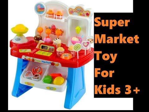 SuperMarket Toy for Kids