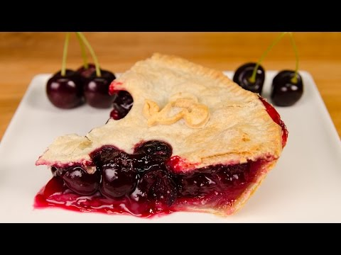 Cherry Pie Recipe from Cookies Cupcakes and Cardio