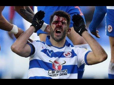 Momento em pisaram no rosto de Nelson Oliveira e o deixaram gravemente ferido !
