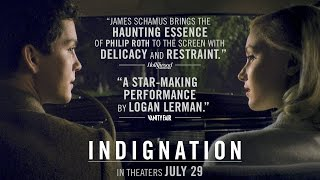 Indignation (2016 Official Trailer)
