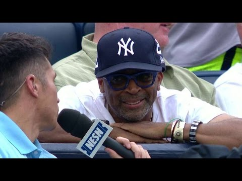 BOS@NYY: Spike Lee discusses Ortiz's legacy