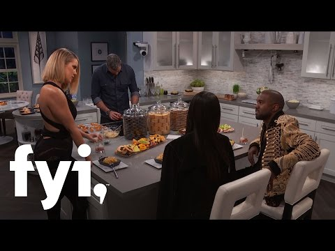 It Ain't Easy Being Kanye | Kocktails with Khloe | FYI