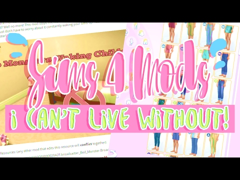 The Sims 4 | Mods I Can't Live Without