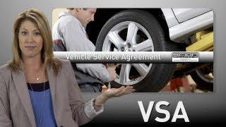 Scion Vehicle Service Agreements