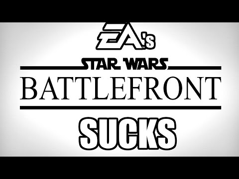 """People Who Defend EA's Battlefront Be Like"""