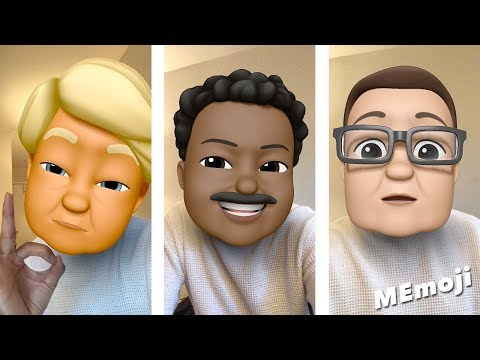 Voice Impressions with Memoji! | iOS 12 Mp3