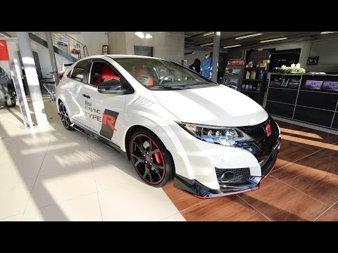 VLOG 14 (DE) - 2016 Honda Civic Type-R - Auto-Shopping & CarPorn - Patrick3331