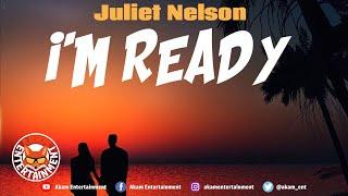 Juliet Nelson - I'm Ready [Exotic Moment Riddim] Audio Visualizer