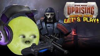 Gaming Grape Plays - Star Wars Uprising!