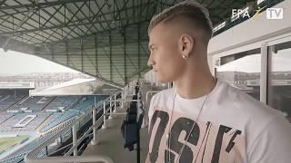 FPA TV EXKLUSIV: Ezgjan Alioski @ Leeds United FC