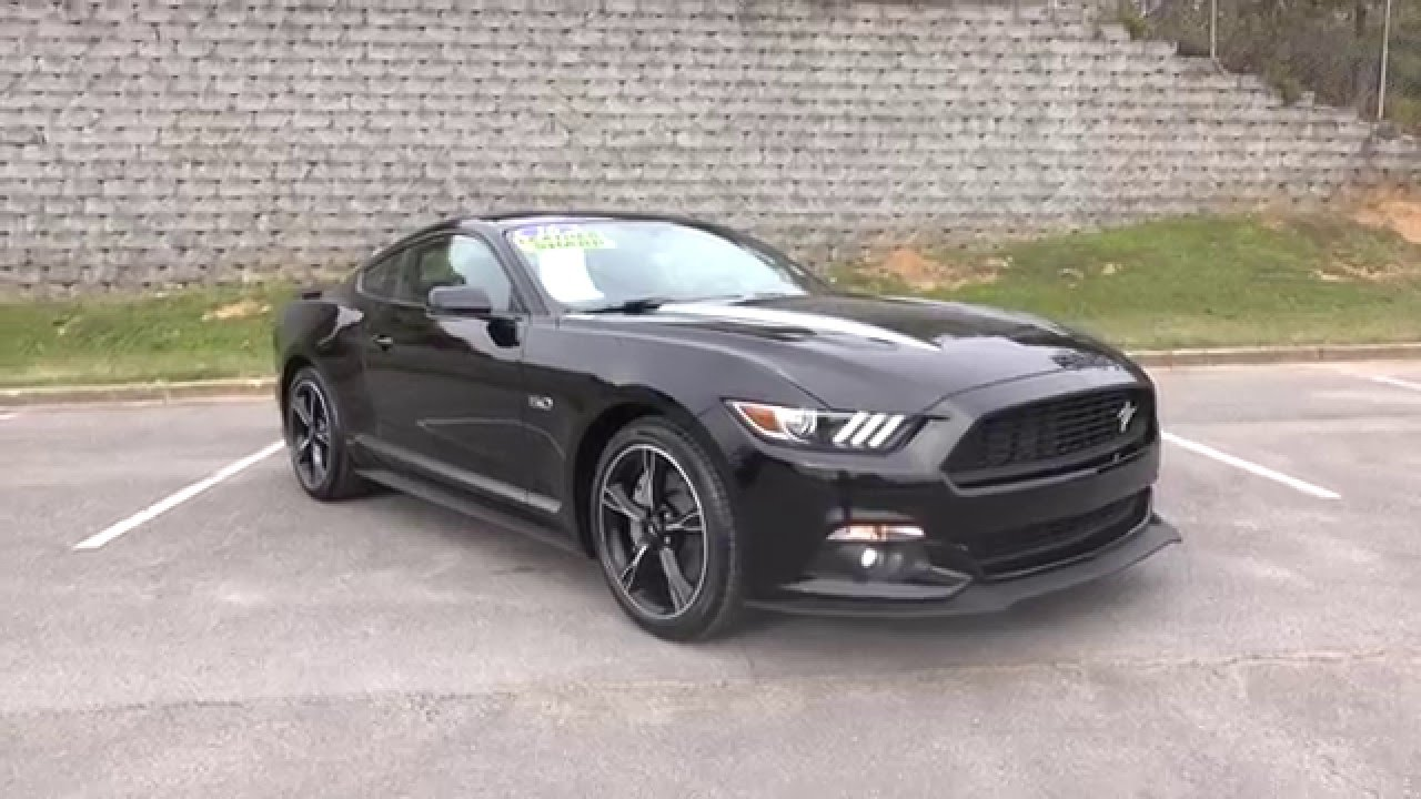2016 Ford Mustang Gt Cs California Special Walkaround Youtube