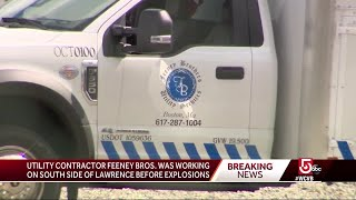 Gas contractor working on day of explosions identified, sources tell 5 Investigates