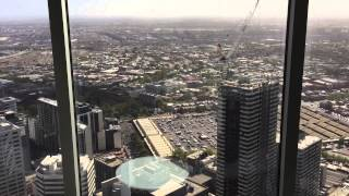 Fitted Melbourne Central Tower Suites