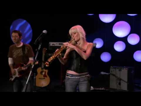 "Mindi Abair ""On And On"" Live"
