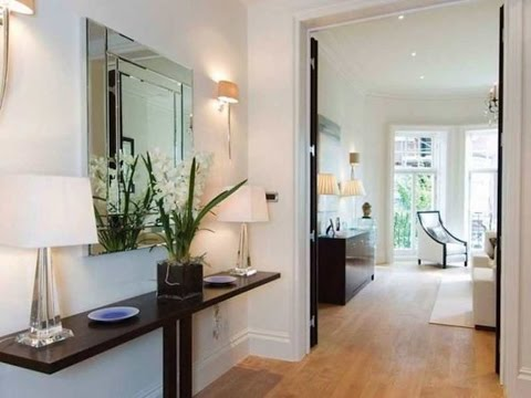 Interior Design Ideas Entrance - YouTube