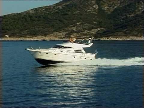 Johnson 56 - New Style - Motor Yacht Charter Kroatien / Croatia - Woche ab Euro 6.125,-