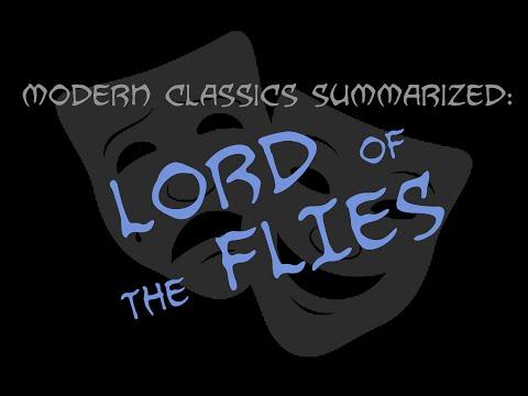 Modern Classics Summarized: Lord Of The Flies