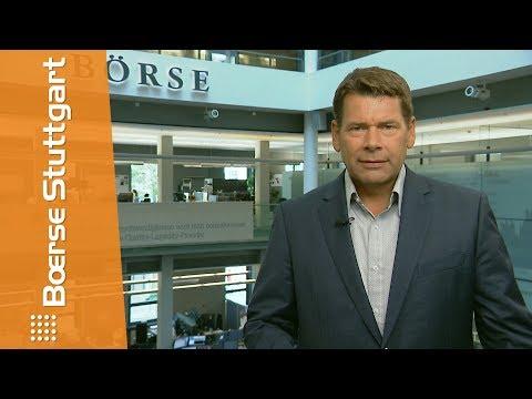 Börse am Feierabend: Finanztitel sei Dank - Anleger bleiben zuversichtlich | Börse Stuttgart