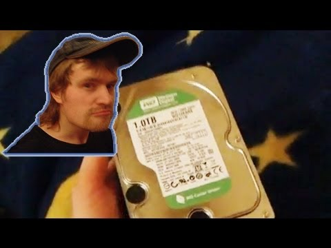 1TB Western Digital Caviar Green WD10EARS, 64mb Cache