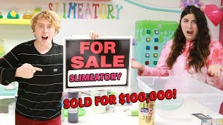 I SOLD THE SLIMEATORY PRANK ON AMEERAH!